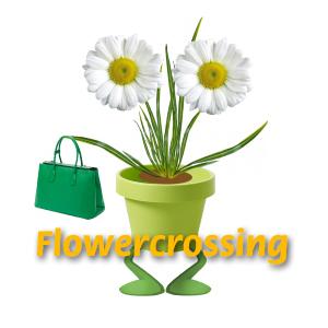 Flowercrossing